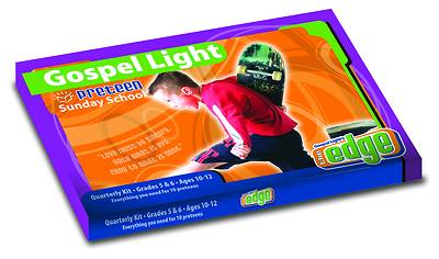 Gospel Light Preteen Quarterly Kit Summer