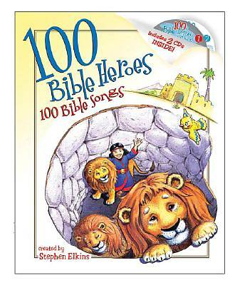 100 Bible Heroes, 100 Bible Songs