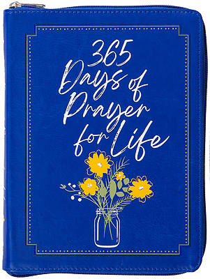 Picture of 365 Days of Prayer for Life Ziparound Devotional