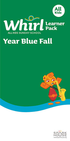 Picture of Whirl All Kids Leaflet Year Blue Fall