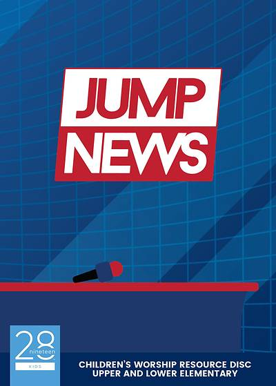 Picture of 28nineteen Jump News Worship Resource Disc