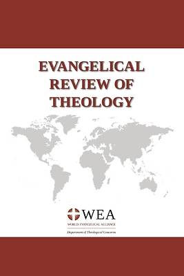 Picture of Evangelical Review of Theology, Volume 45, Number 1, February 2021