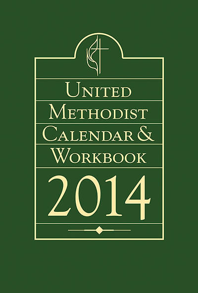 United Methodist Calendar & Workbook 2014