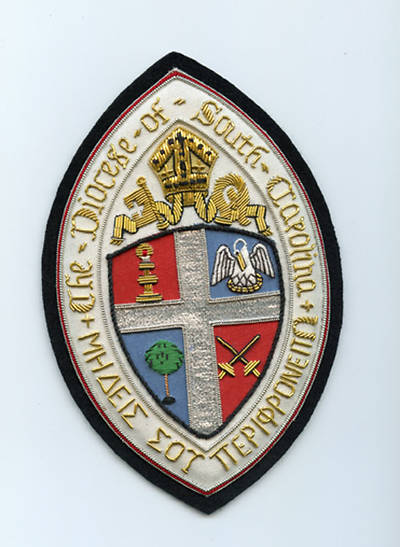 DIOCESE OF SO CAROLINA SHIELD