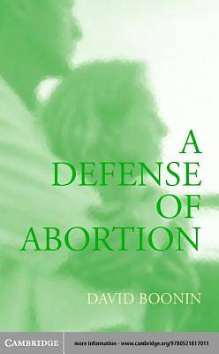 A Defense of Abortion [Adobe Ebook]