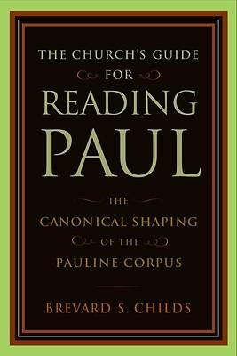 Picture of The Church's Guide for Reading Paul
