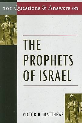 Picture of 101 Questions and Answers on the Prophets of Israel