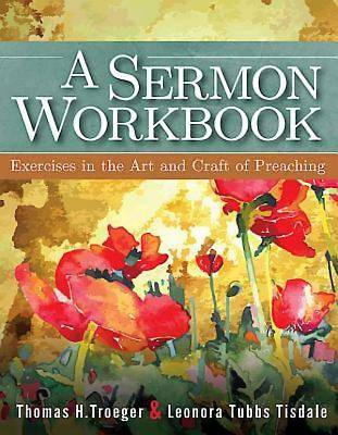 Picture of A Sermon Workbook
