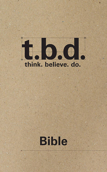 Picture of TBD: Bible Student Journal