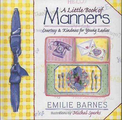 Picture of A Little Book of Manners