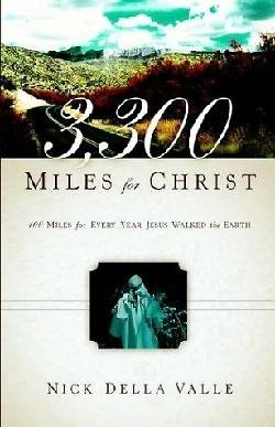 Picture of 3,300 Miles for Christ
