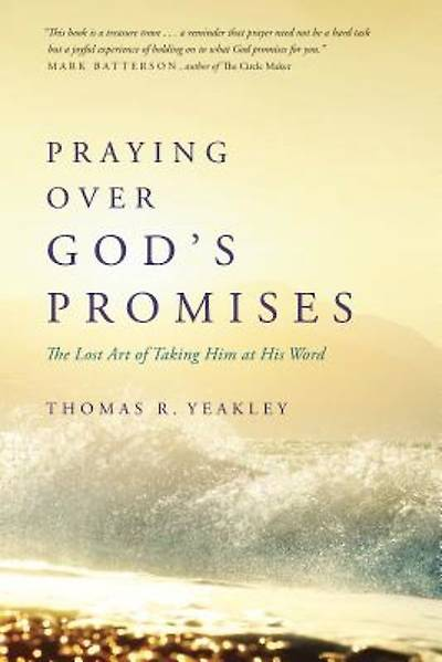 Picture of Praying Over God's Promises