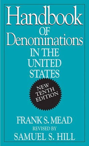 Picture of Handbook of Denominations in the United States (10th Edition)