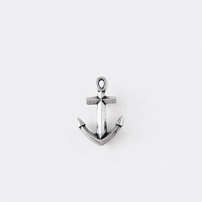 Pewter Lapel Pin - Anchor