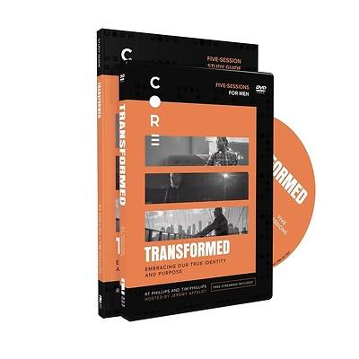 Picture of Transformed Study Guide with DVD
