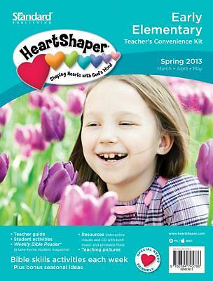 Standards Heartshaper Early Elementary Teachers Kit Spring 2013