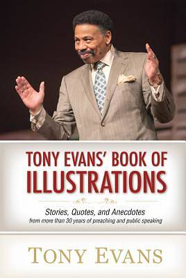 Picture of Tony Evan's Book of Illustrations