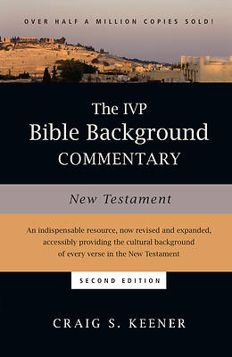 Picture of The IVP Bible Background Commentary