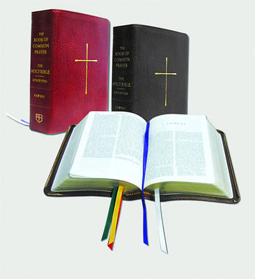 Picture of The Book of Common Prayer and The Holy Bible New Revised Standard Version
