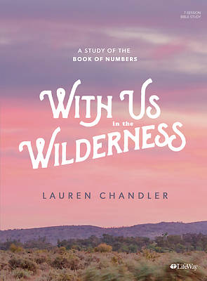 Picture of With Us in the Wilderness - Bible Study Book