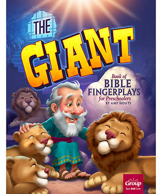 Picture of The Giant Book of Bible Fingerplays for Preschoolers