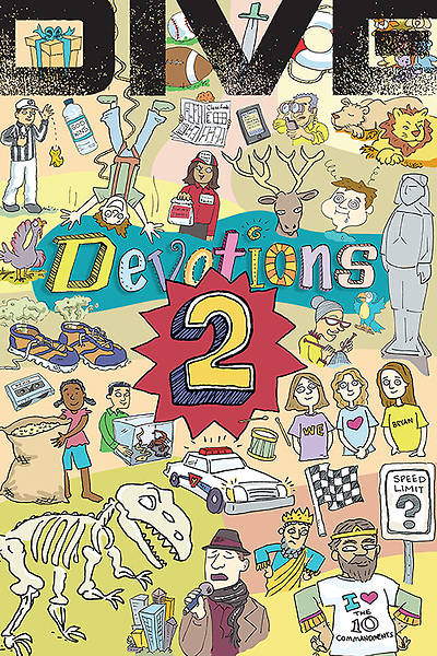 Dive Grades 6-8: Year 2 Devotions
