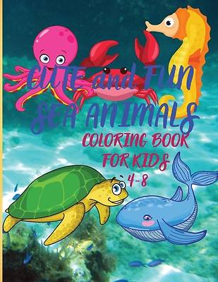 Picture of Cute and Fun Sea Animals