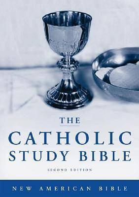 The Catholic Study New American Bible Second Edition