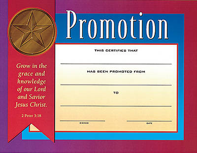 Promotion For Children -  Pack of 6