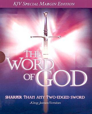 Bible KJV Sword Large Print Leather