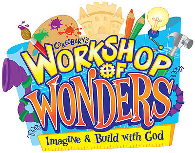 Vacation Bible School (VBS) 2014 Workshop of Wonders Starter Kit