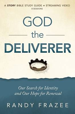 Picture of The Story of God the Deliverer Study Guide