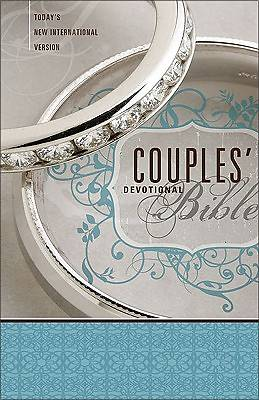 Picture of Today's New International Version Couples' Devotional Bible