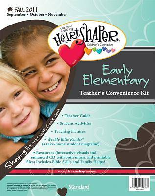 Picture of HeartShaper Early Elementary Teacher Convenience Kit