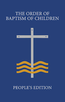 Picture of The Order of Baptism of Children