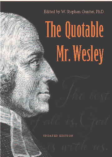 Picture of The Quotable Mr. Wesley, Updated Edition