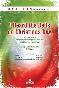 I Heard the Bells on Christmas Day Orchestration CD-ROM