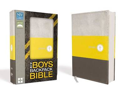NIV Boys Backpack Compact Bible