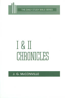 Daily Study Bible - I & II Chronicles