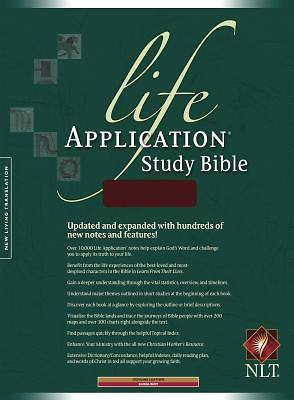 New Living Translation Life Application Study Bible