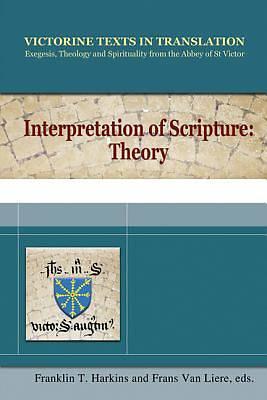 Picture of Interpretation of Scripture