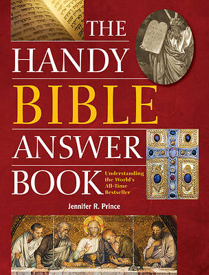 Picture of The Handy Bible Answer Book