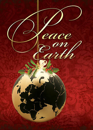 Peace on Earth Boxed Cards Box of 12
