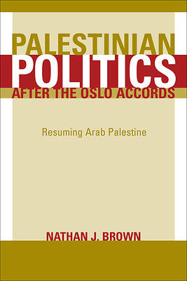 Palestinian Politics after the Oslo Accords [Adobe Ebook]