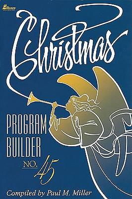Christmas Program Builder No. 45