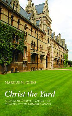 Picture of Christ the Yard