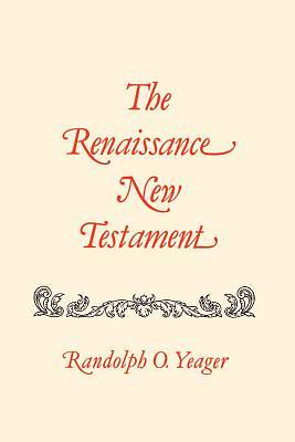 The Renaissance New Testament Volume 2