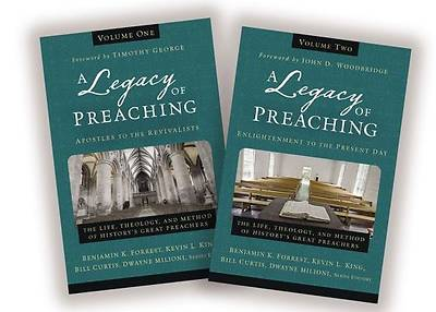 Picture of A Legacy of Preaching