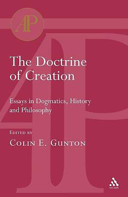 The Doctrine of Creation