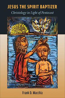 Picture of Jesus the Spirit Baptizer